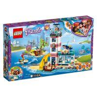 LEGO® Friends - Centrul de salvare de la far (41380)
