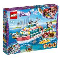 LEGO® Friends - Barca pentru misiuni de salvare (41381)