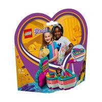 LEGO® Friends - Cutia de vara in forma de inima a Andreei (41384)