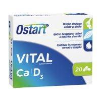 41395_001w Vital Ca+D3, 20 capsule, Ostart