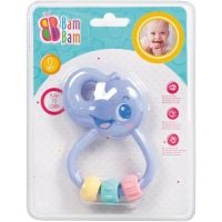 414227_001w Jucarie bebelusi BamBam, Zornaitoare elefantel