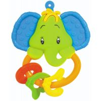 414262_001w Jucarie bebelusi BamBam, Zornaitoare Elefant