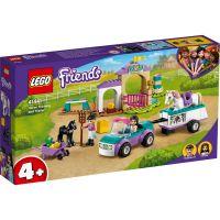 LG41441_001w LEGO® Friends - Dresaj de cai si remorca (41441)
