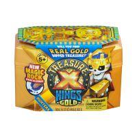 41513_001w Figurina surpriza Treasure X, Aurul Dragonului, S3, 18 buc