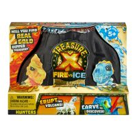 41554_001w Figurina surpriza Treasure X Foc vs Gheata, S4