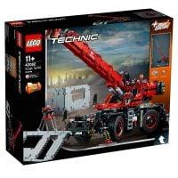 LG42082_001 LEGO® Technic Macara pentru teren dificil (42082)