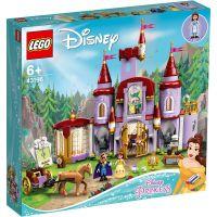 LG43196_001w LEGO® Disney Princess - Castelullui Belle si al Bestiei (43196)
