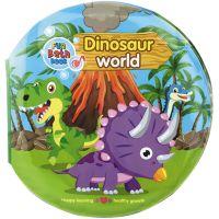 432479_001w Jucarie bebelusi BamBam, Carticica de baie, Lumea Dinozaurilor