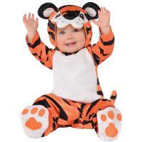 Costum de petrecere bebe Tiny Tiger
