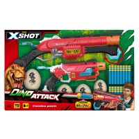 4859-S001_001w Set Blaster Dino Attack Combo Pack, 48 proiectile