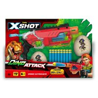 4860_001w Blaster X-Shot Dino Attack Hunter, 16 proiectile