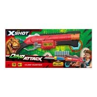 4861_001w Blaster X-Shot Dino Attack Claw Hunter, 24 proiectile