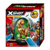 4862_001w Tinta X-Shot Dino Attack Inflatable