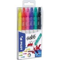 4902505423871 PSW-FC-S6_001w Set carioci frixion, Pilot, Color, 6 culori