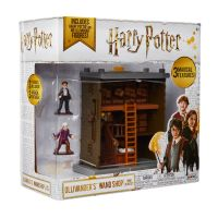 49974-4L - 49997-I Olivander Shop Set de joaca cu figurine Harry Potter, Olivander Shop