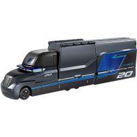 Set de joaca Mega Transportatorul Disney Cars, Jackson Storm Launching, GPD93