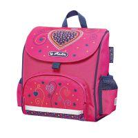 50014088_001w Ghiozdan neechipat Herlitz Mini Softbag Pink Hearts