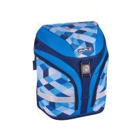 50020393-EBD-School backpack Motion Plus Blue Cubes, diagonal-56819-web