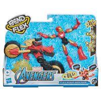 5010993792078 Figurina Marvel, Avengers, Bend And Flex Iron Man Flex Rider