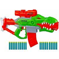 5010993798957 F0807_001w Blaster Nerf Dino, Rex Rampage