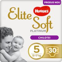 9403601_001w Scutece Huggies Chilotel Elite Soft Pants Platinum Mega, nr 5, 12-17 kg, 30 buc
