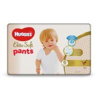 9401489 Scutece Huggies Chilotel Elite Soft Pants Mega, nr 6, 15-25 kg, 32 buc