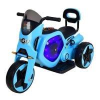 529SCOETROJKO03_001 Tricicleta electrica DHS, albastru cu negru