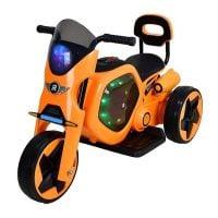529SCOETROJKO04_001 Tricicleta electrica DHS, portocalie