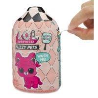 556275E7C Papusa LOL Surprise Makeover Fuzzy Pets (557111E7C, 557111X1E7C)