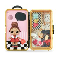 559696 Boss Queen LOL Surprise Style Suitcase, Boss Queen, 560418
