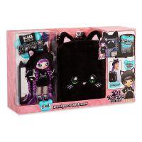 566946E7C Backpack 569749E7C Na Na Na Surprise 3 in 1, Backpack Bedroom Set, Black