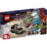 5702016913019 LEGO® Super Heroes - Spider-Man vs Mysterios Drone Attack (76154)