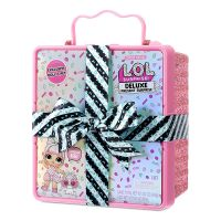 570684E7 pink 570691E7 LOL Surprise Deluxe Present Surprise, Pink, 570691E7