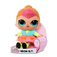 571285E7C LOL Surprise Plush, Neon Qt, 571308E7C