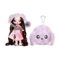 571650E7C - Na Na Na Surprise 2 in 1 - Papusa si accesoriu fashion, Fifi Le'Fluff,  571674, S3