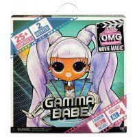 576495EUC_003w Papusa LOL Surprise OMG Movie, cu 25 de surprize, Gamma Babe, 577898EUC