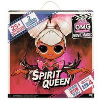 576495EUC_Papusa LOL Surprise OMG Movie, cu 25 de surprize, Spirit Queen, 577928EUC