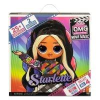 576495EUC_Papusa LOL Surprise OMG Movie Magic, cu 25 de surprize, Starlette, 577911EUC