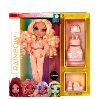 577683EUC_Papusa Fashion Rainbow High, Peach, 575740