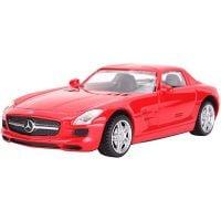 58100 Rosu Masinuta Rastar Mercedes-Benz SLS AMG, Rosu, 1:43