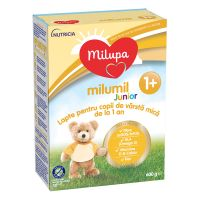 586838_001 Lapte praf de crestere Milupa Milumil Junior 1+, 600g