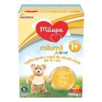 586901_001 Lapte praf de crestere Milupa Milumil Junior 1+, 1200g