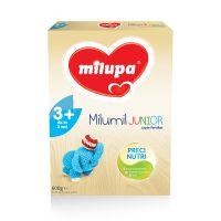 Lapte praf de crestere Milupa Milumil Junior 3+, 600g