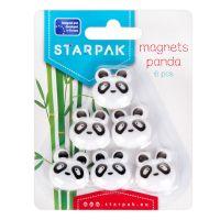 5902643675865 Set 6 magneti, Starpak. Panda