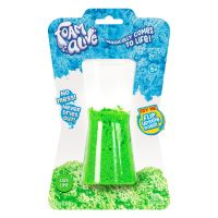 5902_004w Spuma modelatoare Foam Alive, Verde, 50G