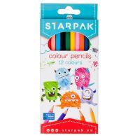 5903246459586 Set 12 creioane colorate, Starpak