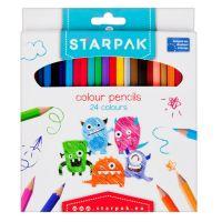 5903246494983 Set 24 creioanecolorate, Starpak