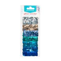 5908275138624 Confetti Starpak, 7 culori metalice