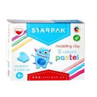 5908275173106 Lut pentru modelare, Starpak, culori pastel