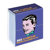 5948489351563_001w Carte 365 de mesaje pentru un supertata, Editura DPH
